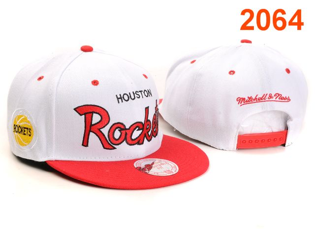Houston Rockets NBA Snapback Hat PT044
